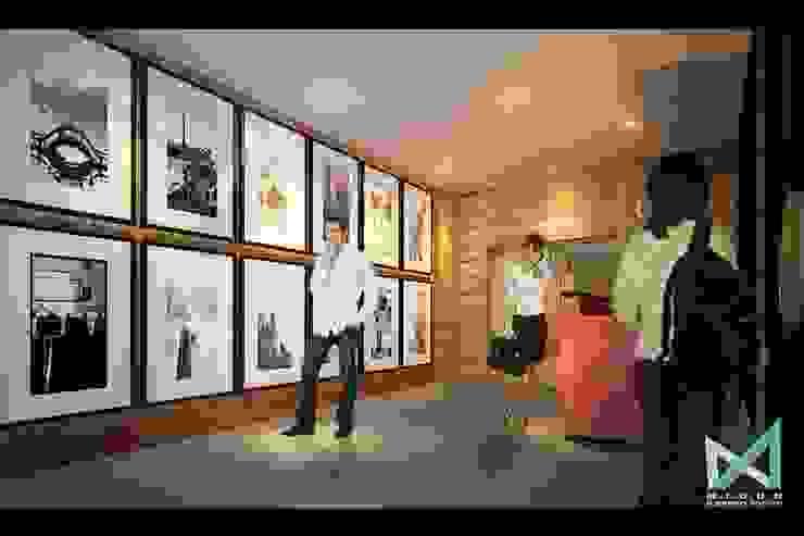 SHANGHAI SKY Gastronomi Gaya Eklektik Oleh midun and partners architect Eklektik