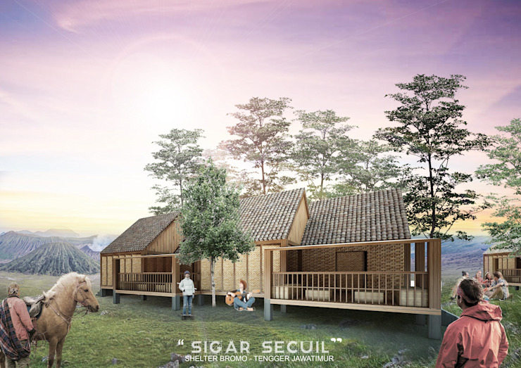 by midun and partners architect Tropical