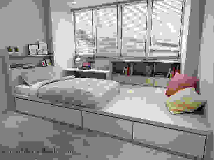 Kamar Tidur Gaya Skandinavia Oleh Swish Design Works Skandinavia