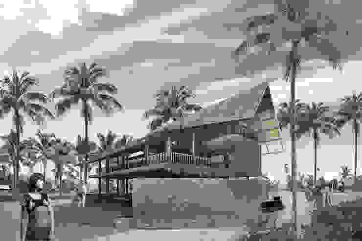 TALEBATUNG Pusat Perbelanjaan Gaya Asia Oleh midun and partners architect Asia