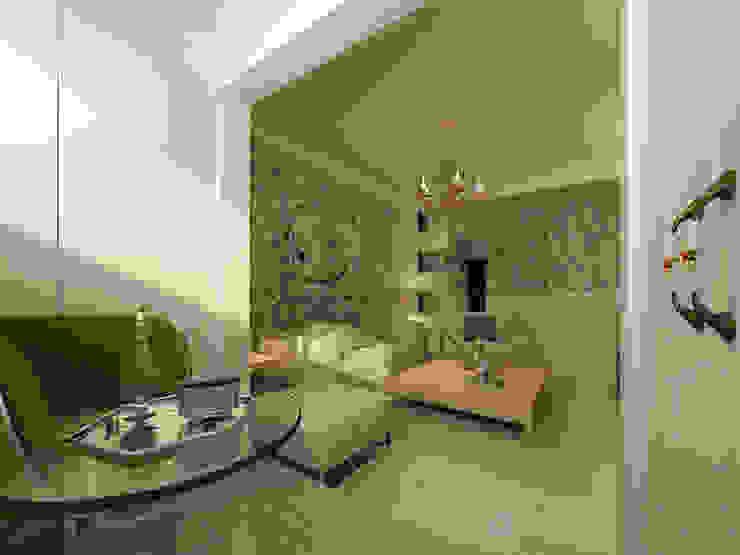 客廳 元作空間設計 客廳