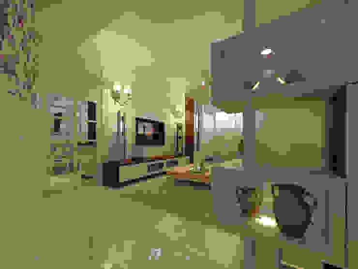 客廳電視牆 元作空間設計 牆面