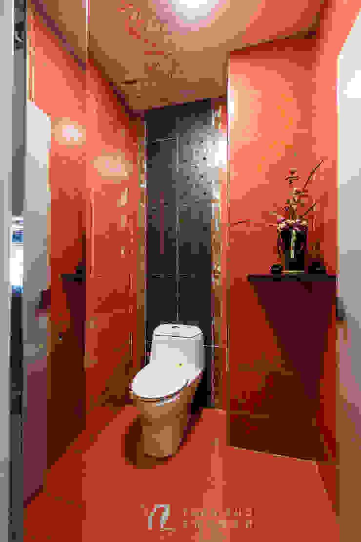 廁所 根據 元作空間設計 日式風、東方風