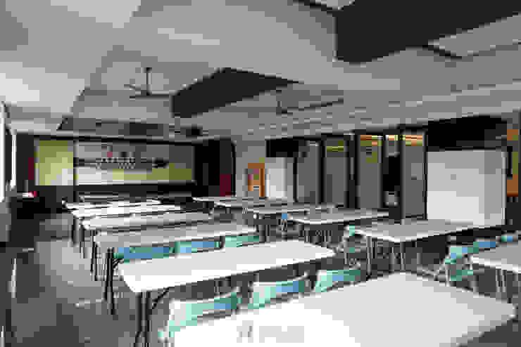 上課區 根據 元作空間設計 日式風、東方風