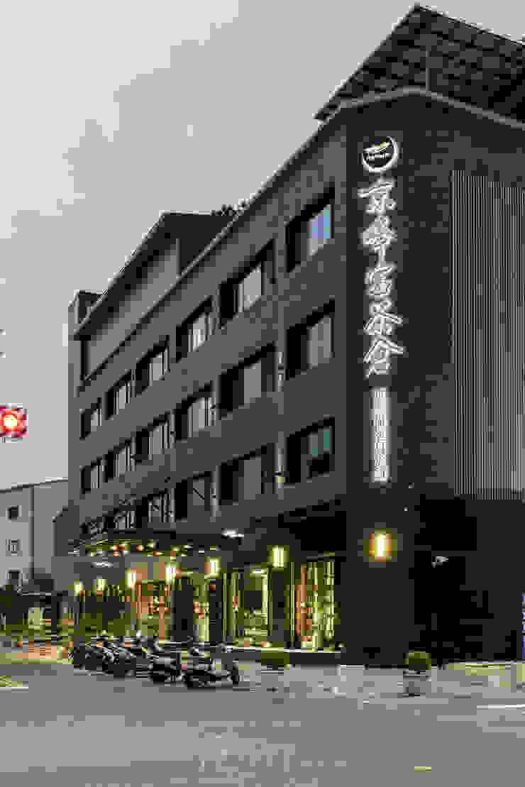 大樓外觀 根據 元作空間設計 日式風、東方風