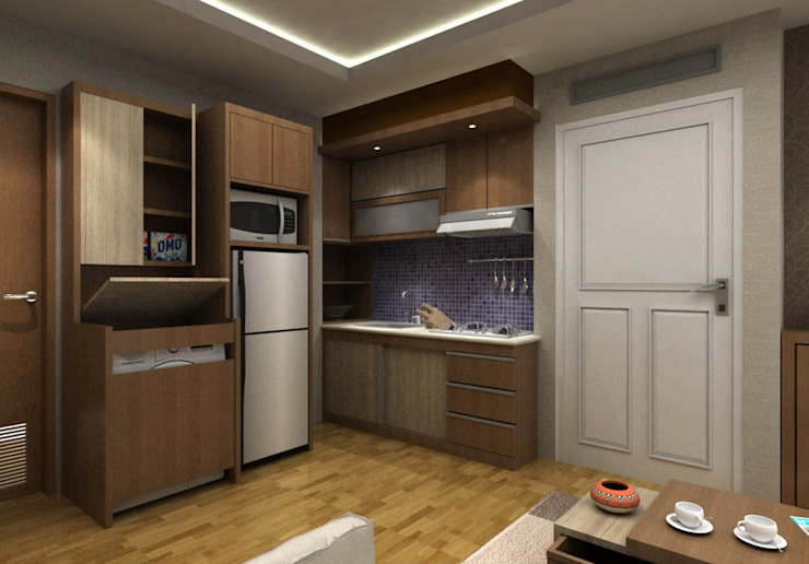 Dapur: Dapur oleh Maxx Details,