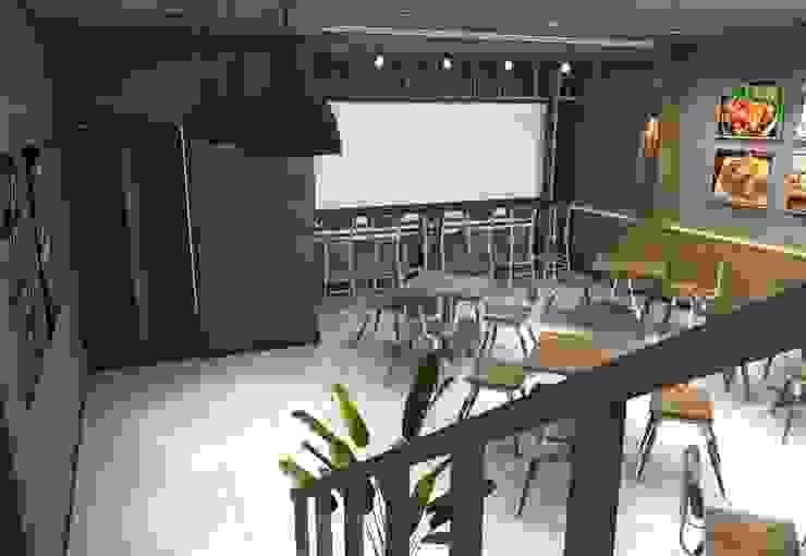 Cafe Cimiba Bandung Gastronomi Minimalis Oleh Maxx Details Minimalis