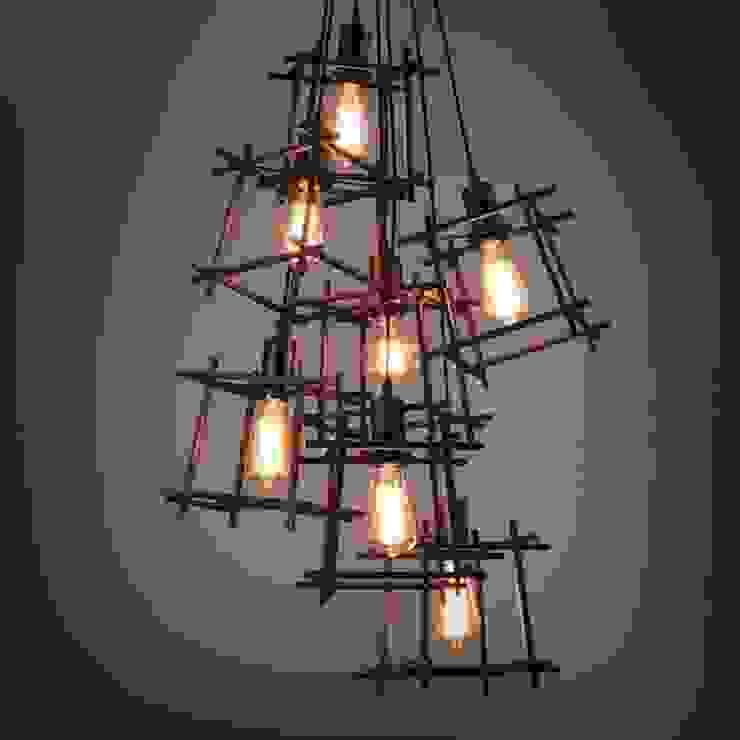arge aydınlatma  – cafe restoran aydınlatma imalatı :  tarz , Endüstriyel