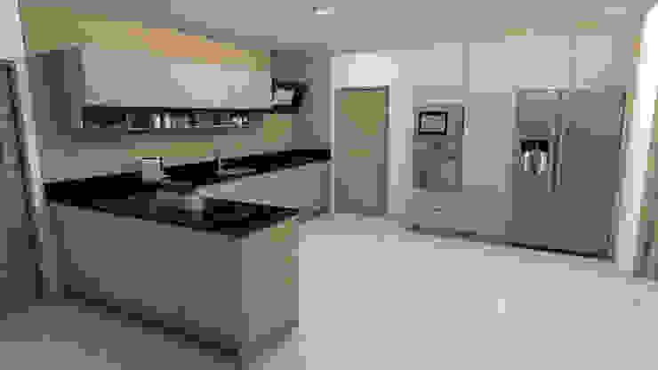 MJF Interiores Ldª KitchenStorage