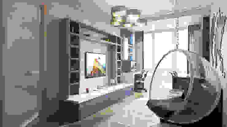 Klassische Kinderzimmer von GLAZOV design group концептуальная студия дизайна интерьеров Klassisch