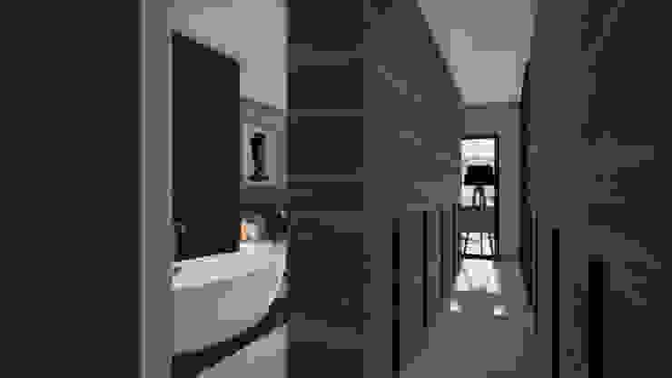 Franck VADOT Architecture Вбиральня