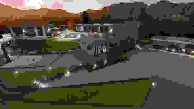 CASA MP Casas modernas de GMS ARQUITECTOS, C.A. Moderno
