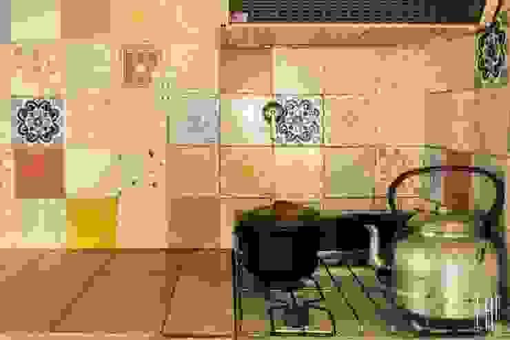Cocina Cocinas rurales de Eh! Arquitectura Rural