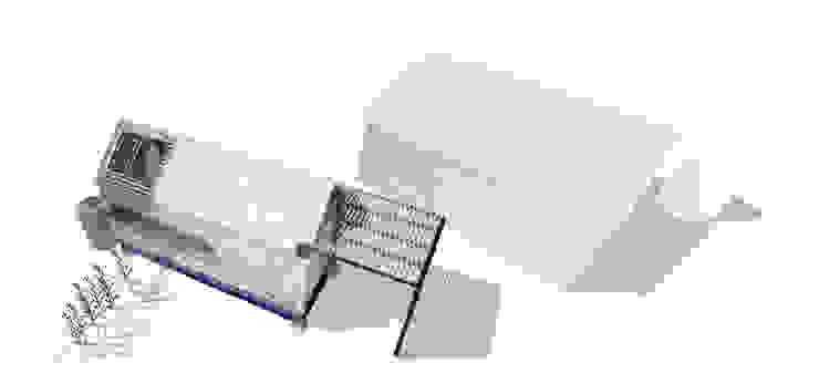โดย A4AC Architects โมเดิร์น โลหะ