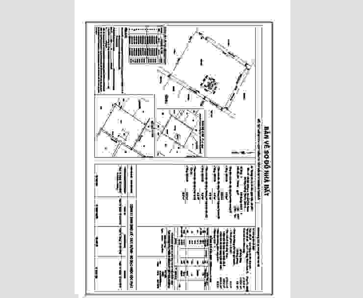 Mẫu bản vẽ xin phép xây dựng mẫu tại quận 9 tphcm bởi Hoàn Thành Group