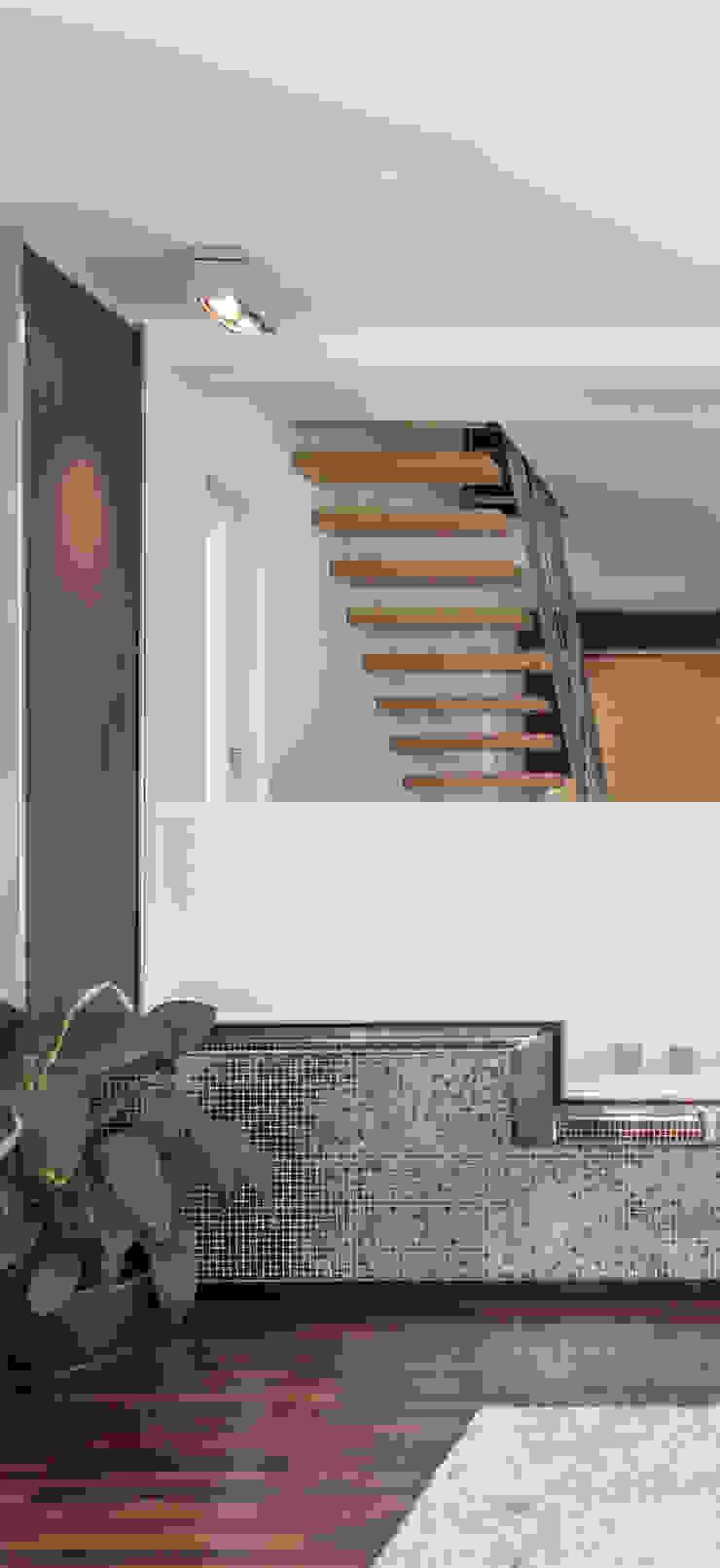 Wohnzimmerneugestaltung Minimalistische Wohnzimmer von SISAFORM Minimalistisch