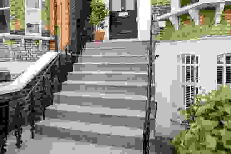 Metal Railings for London Home British Spirals & Castings Case classiche