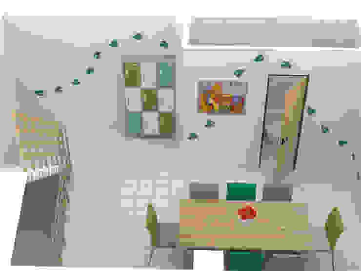 Sala de juntas FRUCAN de Decó ambientes a la medida Ecléctico