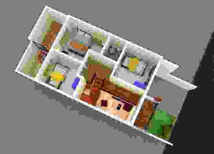 Lantai 2 Oleh [e] design