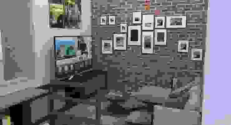 Ruang Keluarga Oleh [e] design