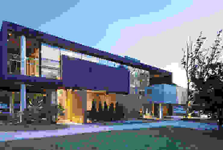 Moderne Häuser von 주) 이에코 Modern