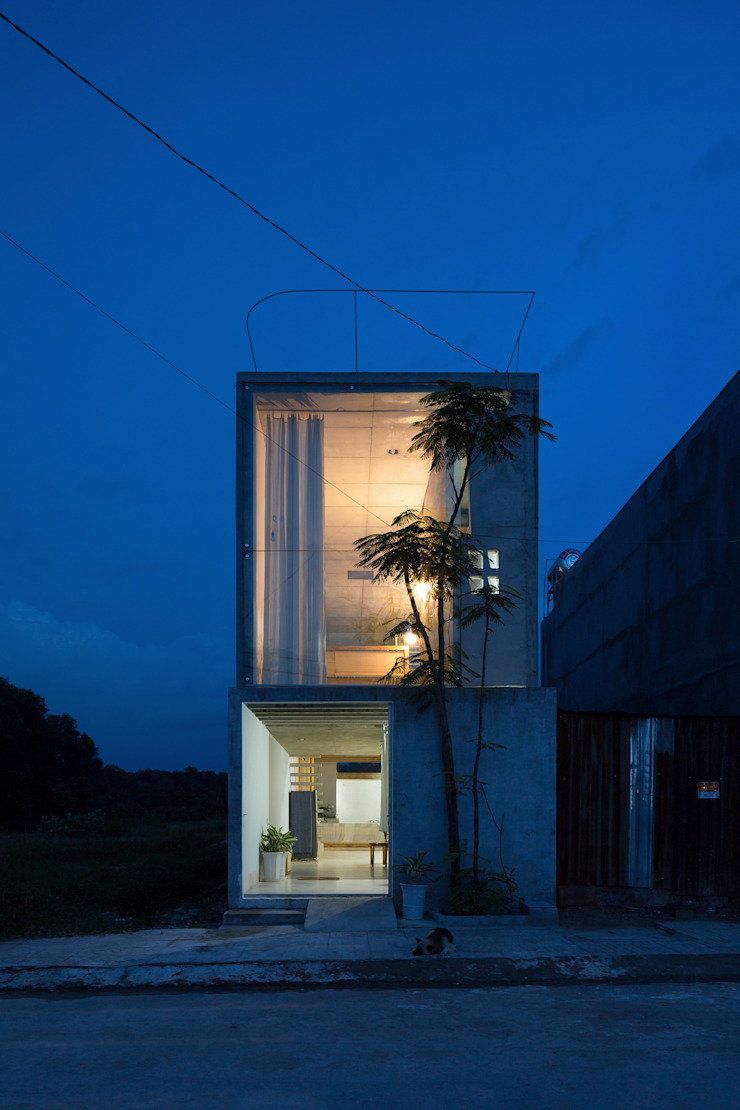THI HOUSE bởi GERIRA ARCHITECTS