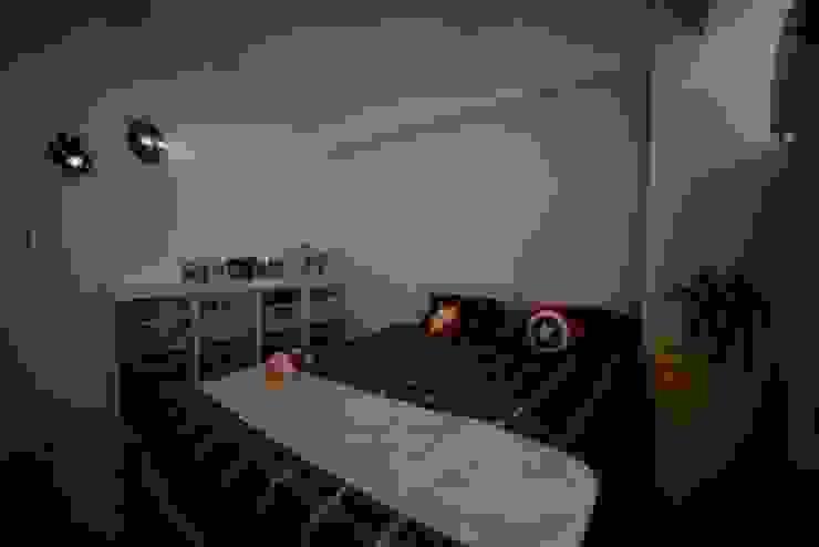 輕工業風活潑住家設計 大觀創境空間設計事務所 嬰兒房/兒童房