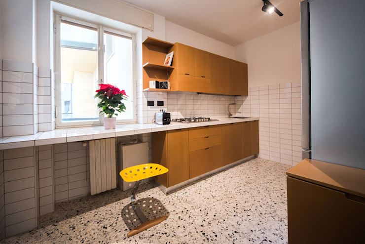 Kitchen by PADIGLIONE B,