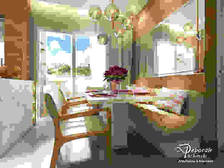 Modern dining room by Deborah Iachinski Arquitetura & Interiores Modern