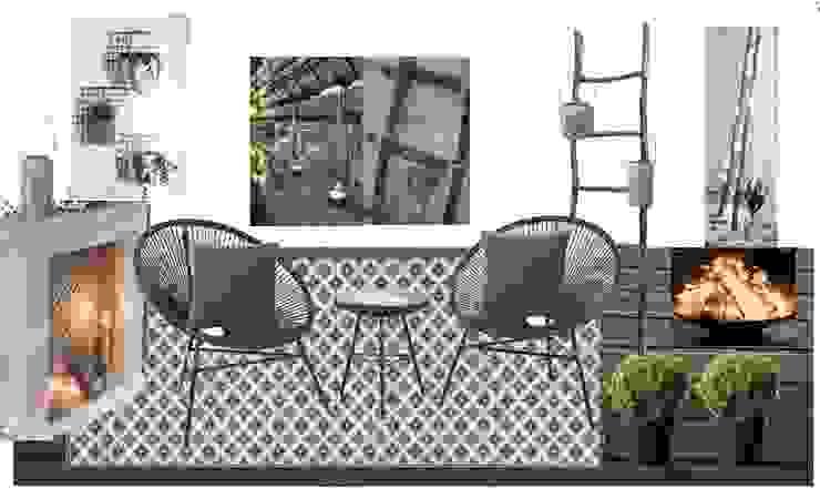 Balkon/Homestyling/ReDesign NK-Line Balkon