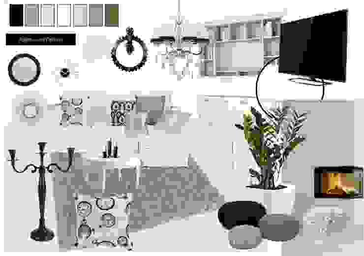 NK-Line Modern living room