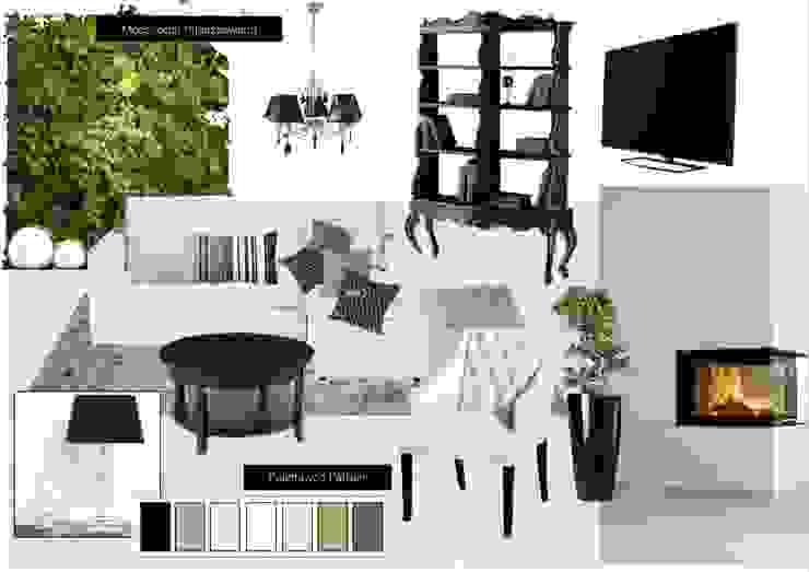 Wohnzimmer/Homestyling NK-Line Moderne Wohnzimmer
