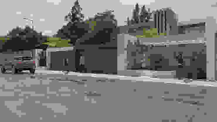 von URBAO Arquitectos Modern Beton