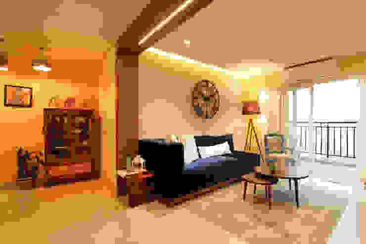 Living Room Saloni Narayankar Interiors Living roomLighting