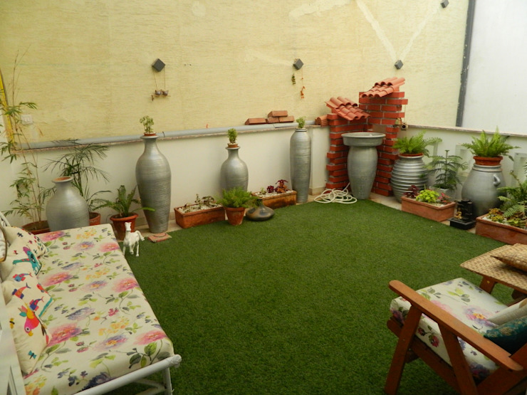 Ideas For Internal Gardens For Modern Indian Homes Homify