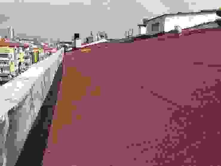 Milana Tadilat Dekorasyon Flat roof
