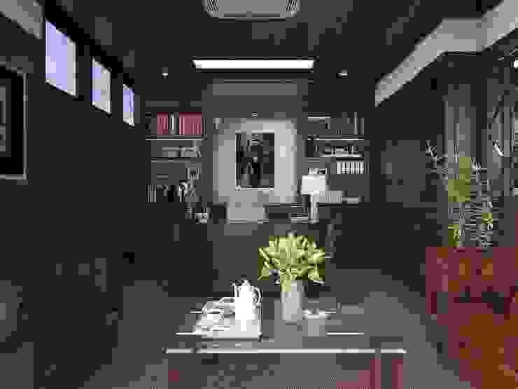 Ruang kantor 1 Kantor & Toko Modern Oleh Maxx Details Modern