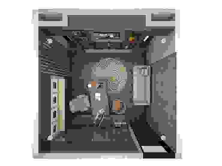 Ruang kantor 3.1 Kantor & Toko Modern Oleh Maxx Details Modern