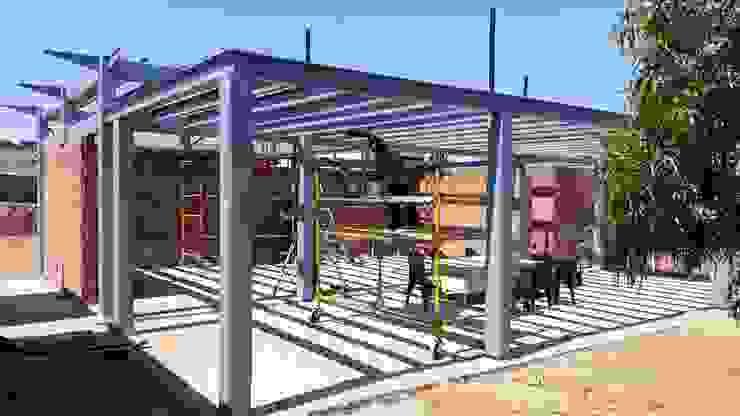 Progress on site by REIS