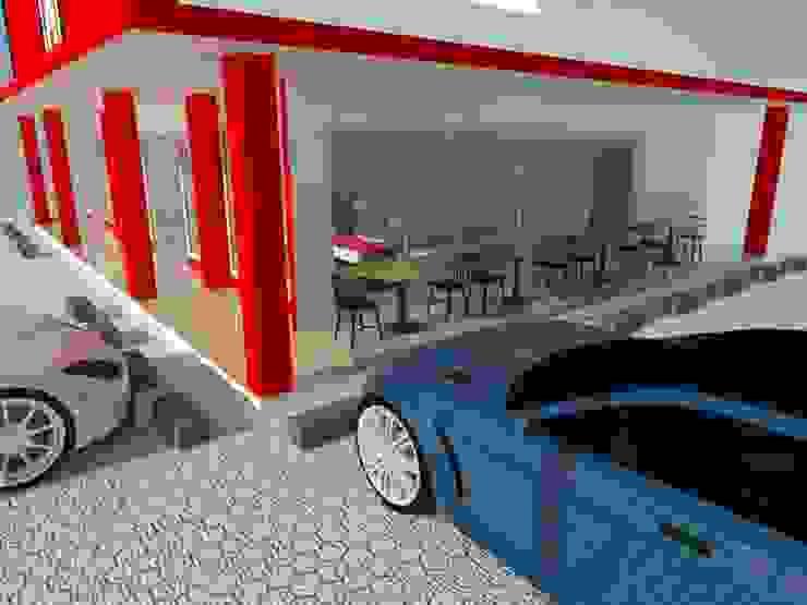 Halaman Parkir 2 Oleh Designer Banten