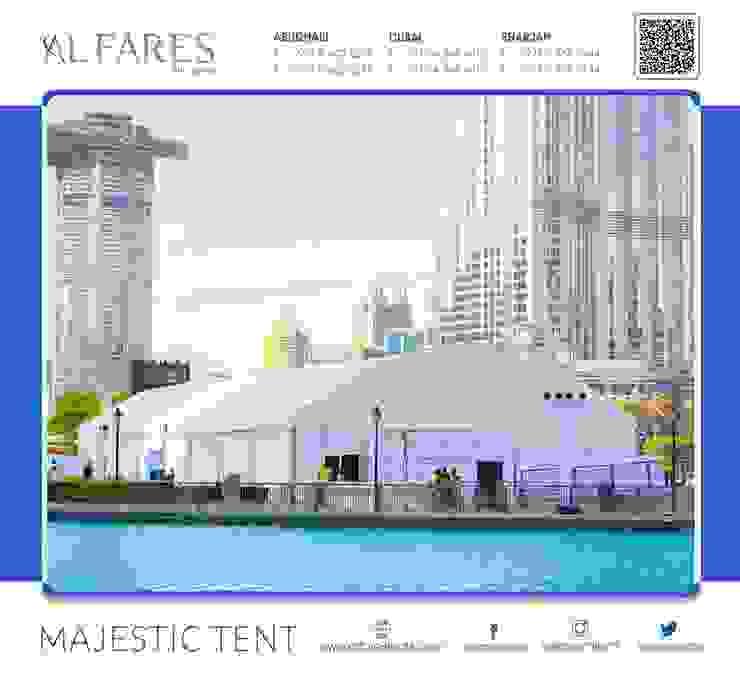 Tents, Event marquees, Temporary structures | Al Fares International Tents, Dubai, Abu Dhabi, Sharjah, Riyadh by AL FARES INTERNATIONAL TENTS Asian Aluminium/Zinc
