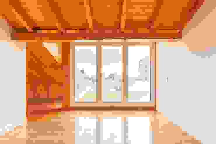 Boost Studio Tejados Madera Acabado en madera