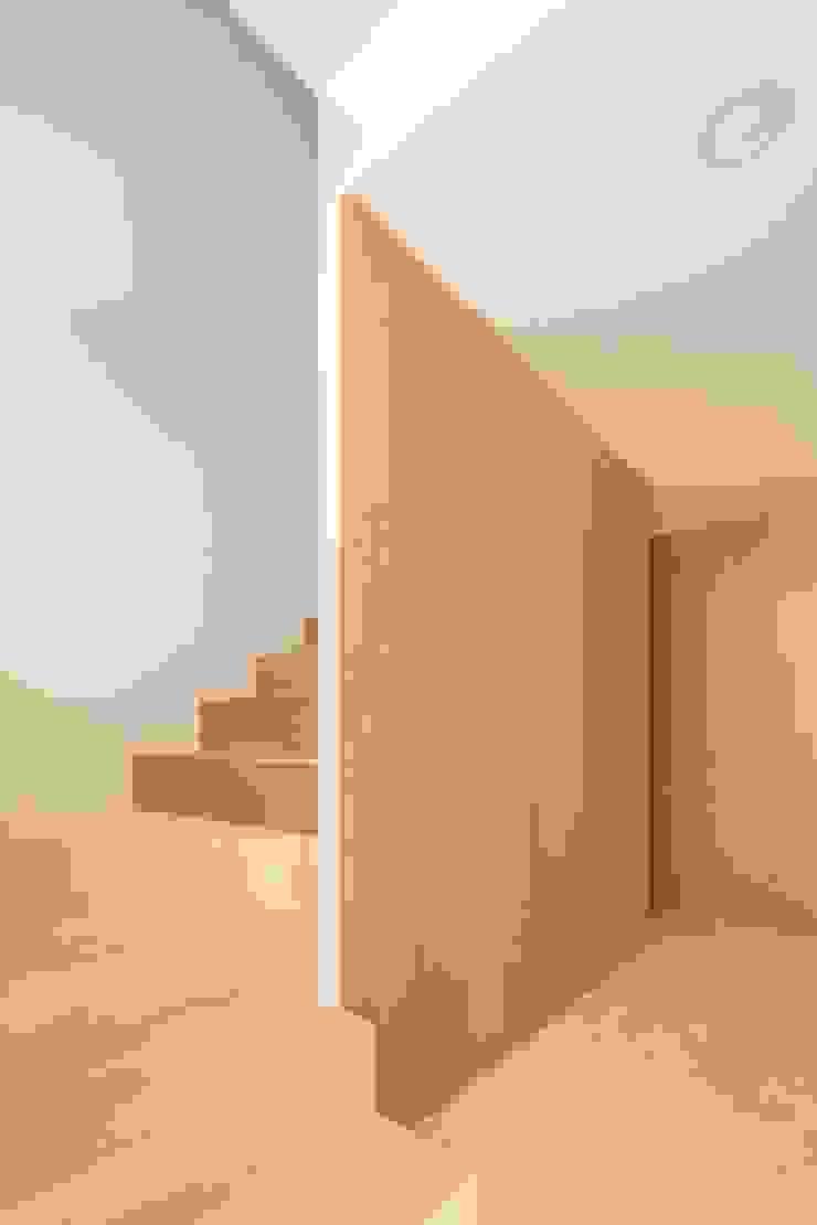 Boost Studio Escalier Bois Effet bois