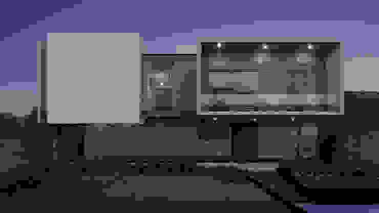 Casas modernas por HAC Arquitectura Moderno