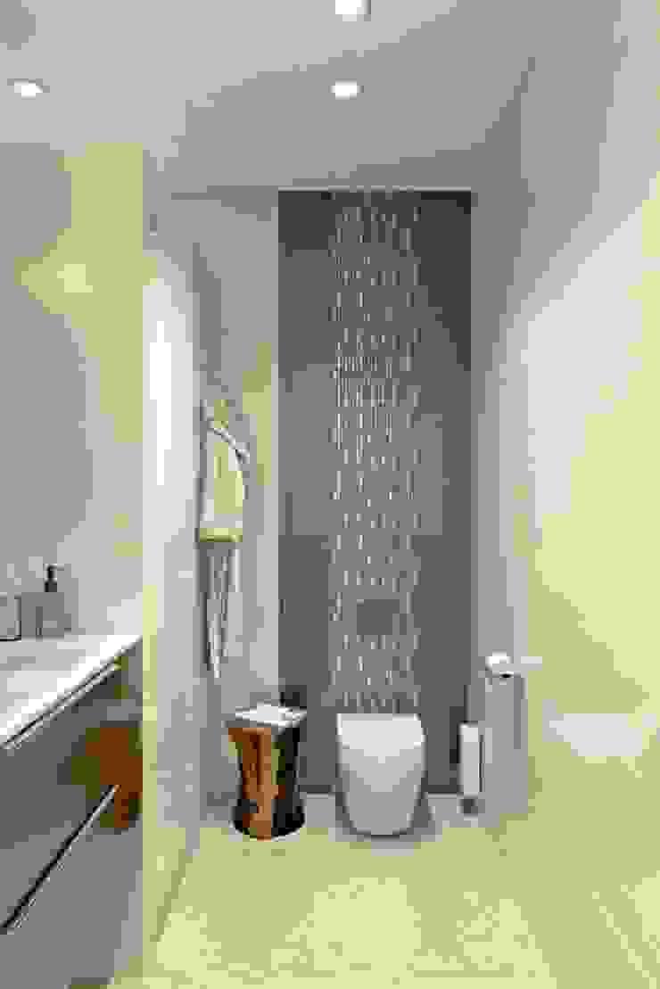 Salle de bain classique par Дизайн студия Алёны Чекалиной Classique