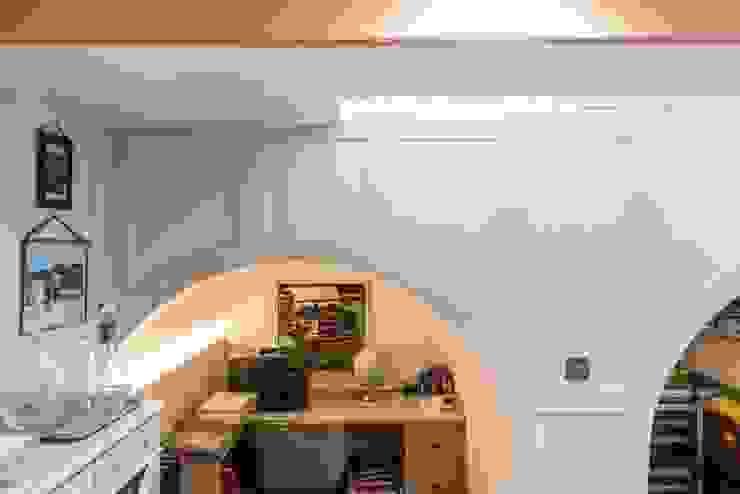 Knightbridge renovation Prestige Architects By Marco Braghiroli Classic style study/office