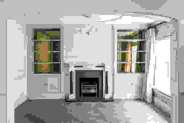 Knightsbridge Townhouse Prestige Architects By Marco Braghiroli Livings de estilo clásico
