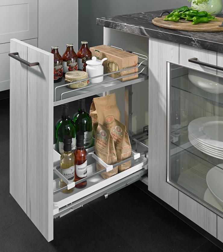 albox CuisineGarde-manger