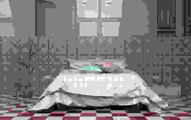 CERAMICHE MUSA Kamar Tidur Modern Keramik