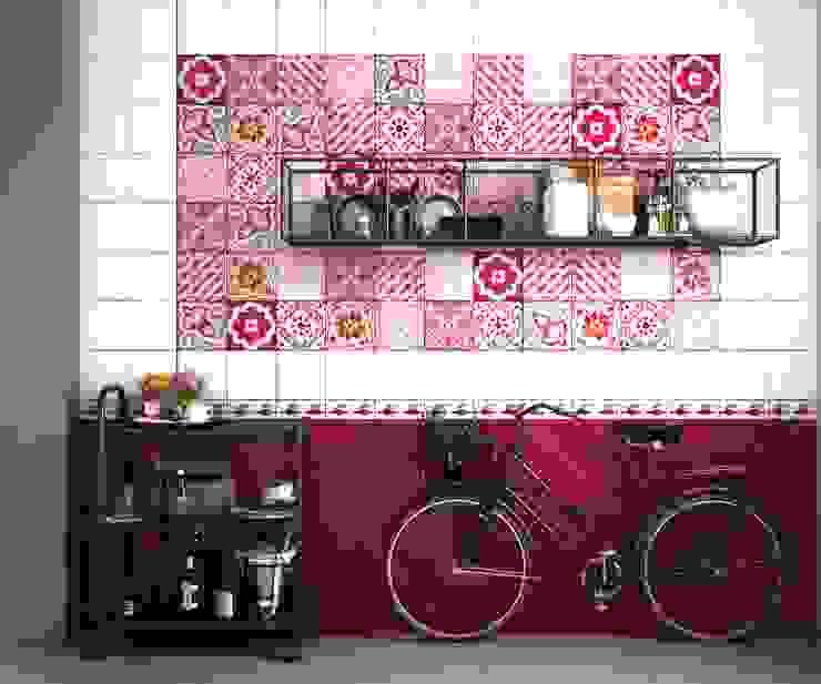 CERAMICHE MUSA Modern kitchen